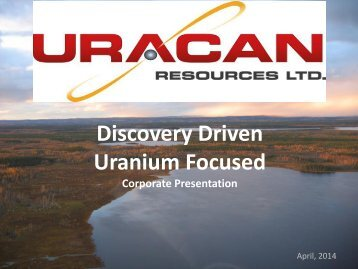 Uranium Focused