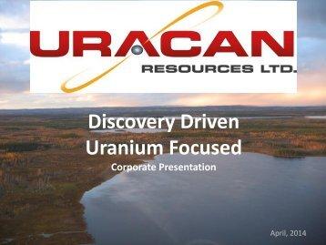 Uranium Focused