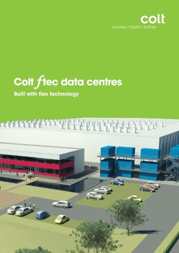 data centre - Colt