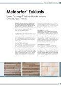 Meldorfer® Exklusiv - Deutsche Amphibolin Werke -  Caparol - Seite 3