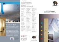 Flyer Metallocryl - Deutsche Amphibolin Werke -  Caparol