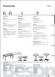 Besprechung Besprechung Tisch