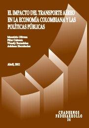 EN LA ECONOMÍA COLOMBIANA Y LAS POLÍTICAS PÚBLICAS