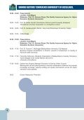 DANUBE RECTORS' CONFERENCE UNIVERSITY OF EXCELLENCE - Page 4