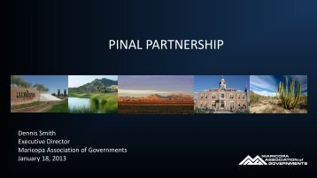 PINAL PARTNERSHIP