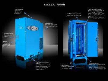 R.A.S.E.R Patents