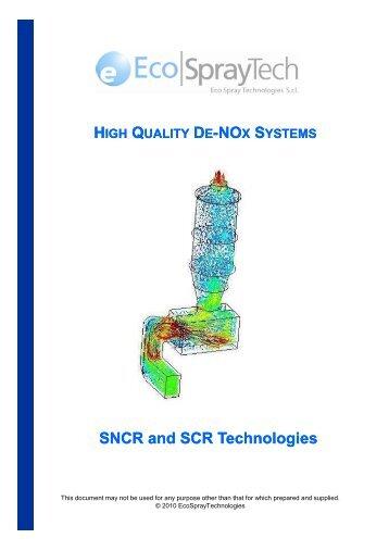 sncr de-nox systems