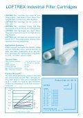 Filter Cartridges Cartridge Filter Housings - Page 7
