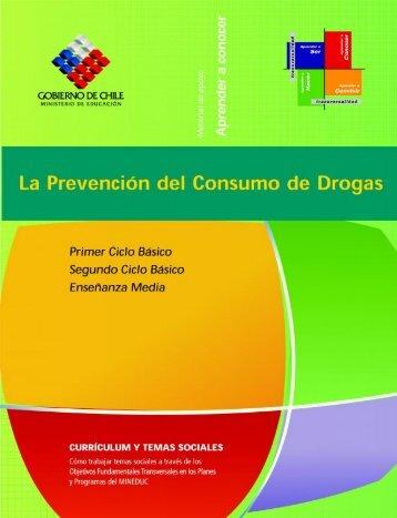 LA PREVENCIÓN DEL CONSUMO DE DROGAS EN LOS ...