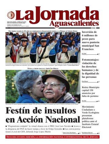 Festín de insultos en Acción Nacional