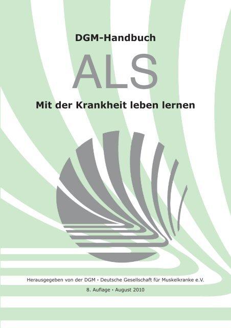 DGM-Handbuch Mit der Krankheit leben lernen - Deutsche ...