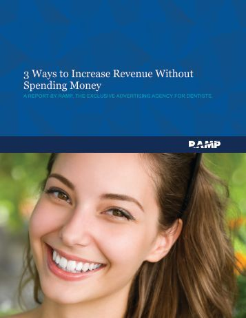 3 Ways to Increase Revenue Without Spending Money