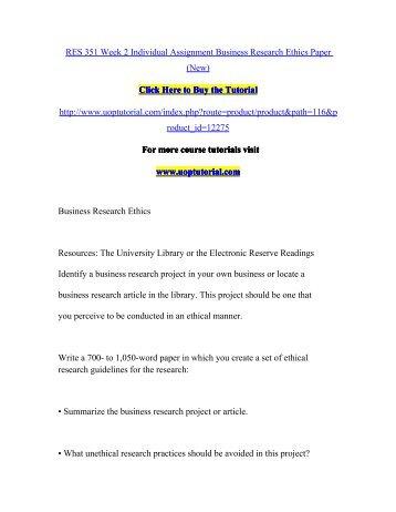 argumentative research paper assignment