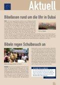 Sibirische Bibelreise im September Sibirische Bibelreise im ... - Seite 7