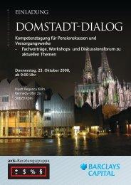 Domstadt-Dialog