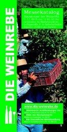 Weinrebe Messekatalog 2010 Webversion - Die Weinrebe