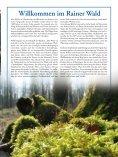 Vogelschutz-Sonderheft Rainer Wald - Der Rainer Wald - Seite 3