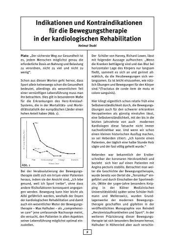 Indikationen und Kontraindikationen für die ... - AGAKAR