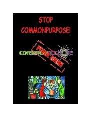Untitled - Stop Common Purpose