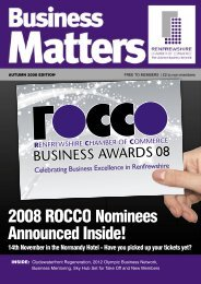2008 ROCCO Nominees Announced Inside!