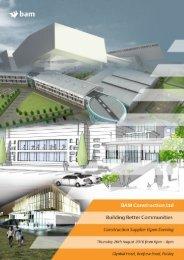 BAM Construction Ltd - Renfrewshire Chamber of Commerce