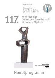Hauptprogramm - Deutsche Gesellschaft für Innere Medizin (DGIM)