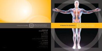 Orthopedic Orthopedic