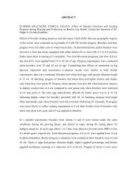 CHAPTER I: LITERATURE REVIEW - Repository.lib.ncsu.edu