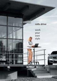 rolls drive Prospekt A4.indd