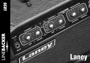 Handbook (Manuals) - Laney