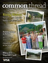 Rising Waters, Building Hope in Belize, An Unfailing Dedication ...
