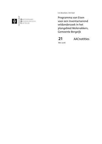 downloaden - Diachron UvA bv