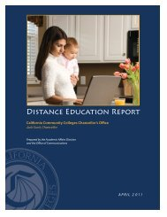 Distance Education Report