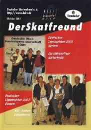 DerSkaffreund - DSkV
