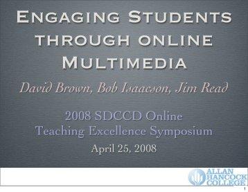 Handout (pdf) - Online Learning Pathways