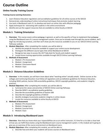 comouter science course outline at ryerson university in pdf
