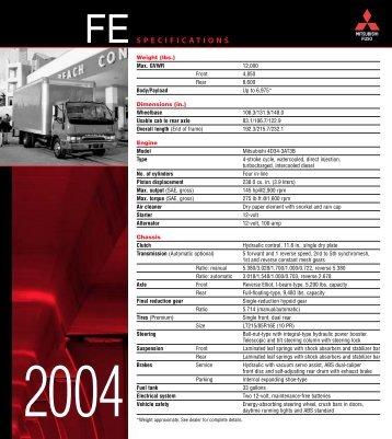 FE - Mitsubishi Fuso