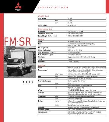 FM•SR - Mitsubishi Fuso