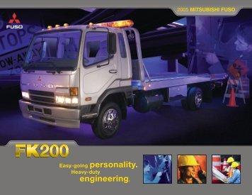 FK200 - Mitsubishi Fuso
