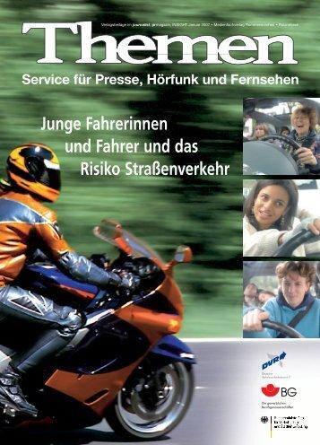 junge Fahrerinnen und Fahrer - DVR