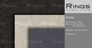 Emma - RINGS Furniture