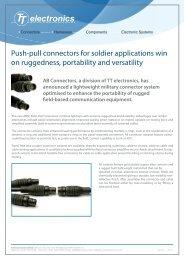 (Push / Pull) Flyer - AB Connectors Ltd.