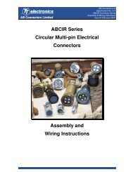 Specification 514 issue 8 - AB Connectors Ltd.