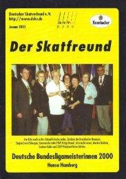 Der Skaffreund - DSkV