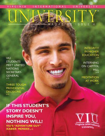 VIU Magazine Fall 2015