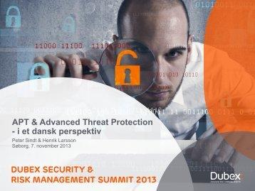 Malware - Dubex
