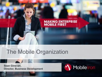 The Mobile Organization