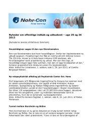 Nyheder om offentlige indkøb og udbudsret – uge 25 og 26 2013