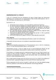 Læs Vejdirektoratets afgørelse af 7. august 2013 - Nohr-Con