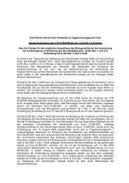 Bericht des Vorstands zu Tagesordnungspunkt 8 gemäß ... - Eventim